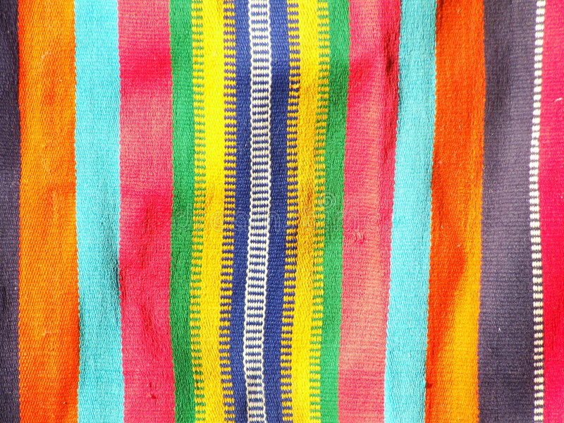 Colorful Rug royalty free stock images