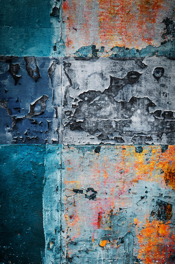 Free Colorful Rusty Art 3 Royalty Free Stock Photography - 68442877