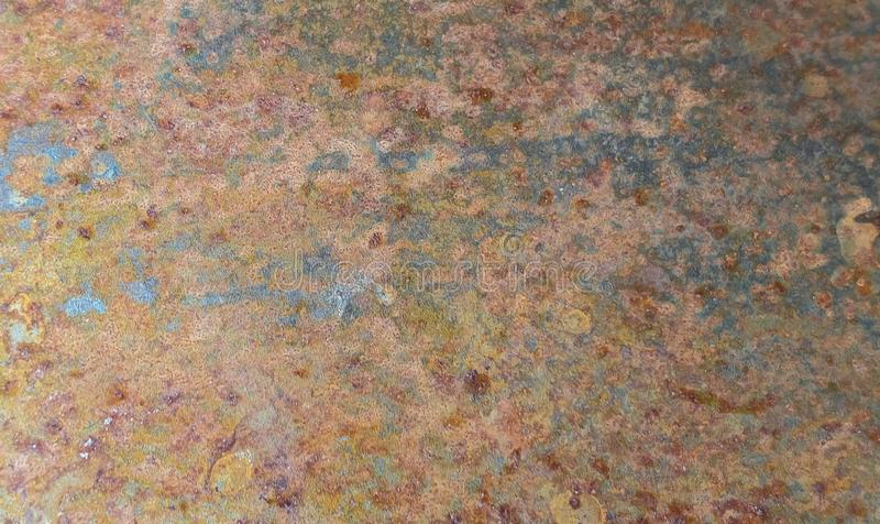 Colorful rusty background wallpaper shabby chic royalty free stock photo