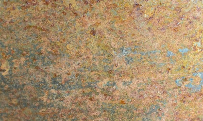 Colorful rusty background wallpaper shabby chic stock photo