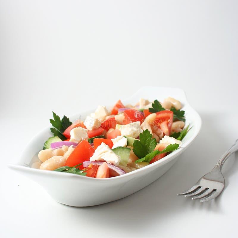 Colorful salad stock photos