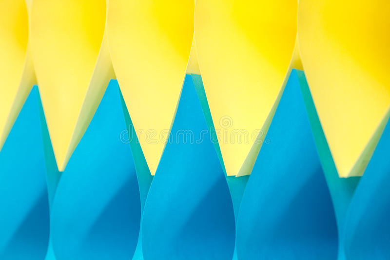 Colorful Sawtooth Background Abstract royalty free stock photo