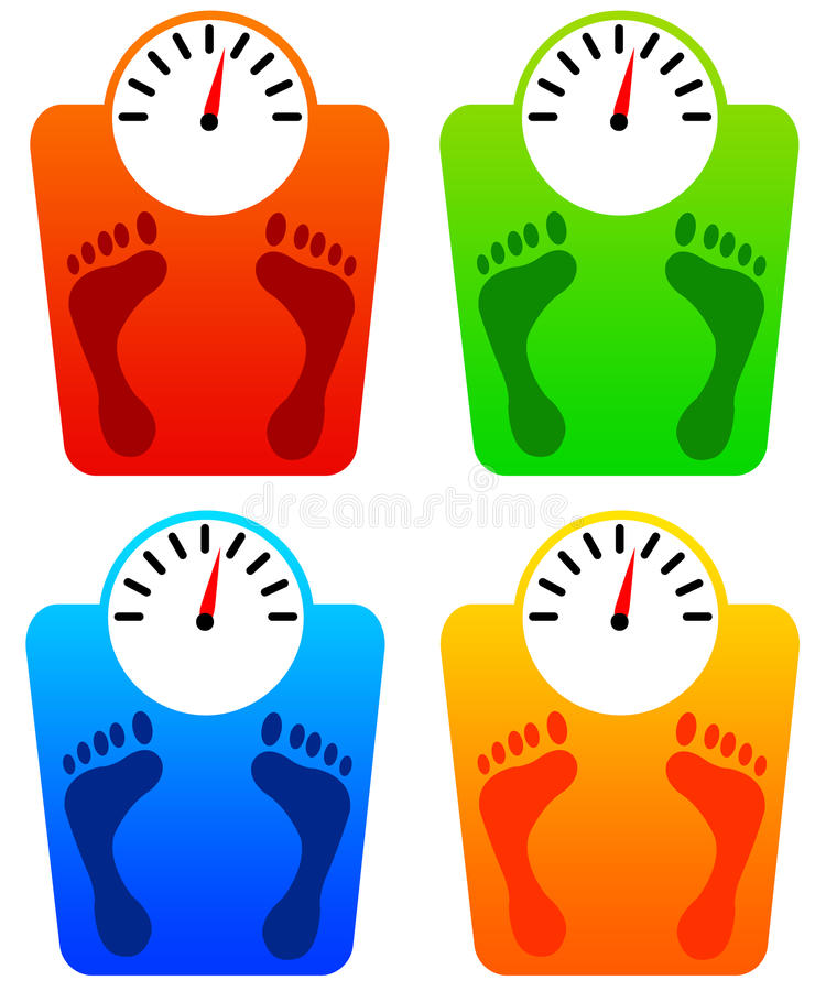 Download Colorful Scales Royalty Free Stock Photo - Image: 23159385