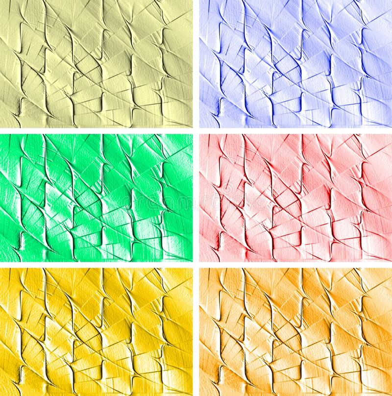 Colorful , shaded and lighted with 3 d effect computer generated background image design. Useful for many purpose like ,printing , screen savers , festivals vector illustration