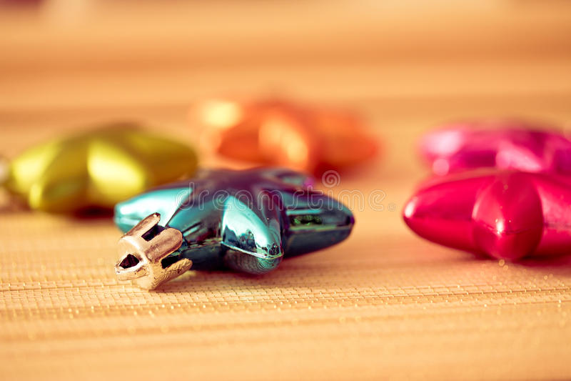 Download Colorful Shining Christmas Ornaments Stock Photo - Image: 22476366