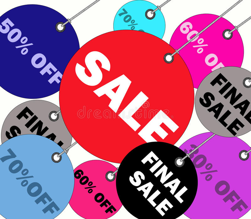Download Colorful Shopping Concept Illustration Image Royalty Free Stock Photography - Image: 11212687