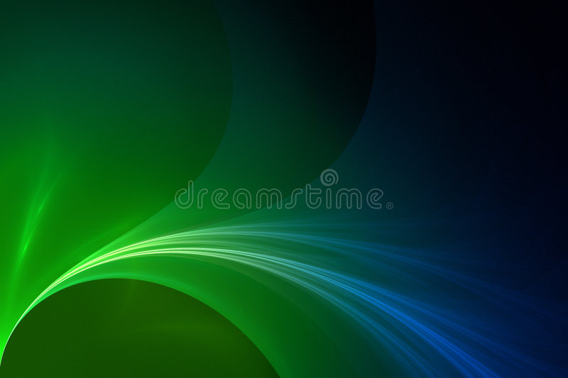Colorful silky background 6. A colorful render of silky texture over black vector illustration