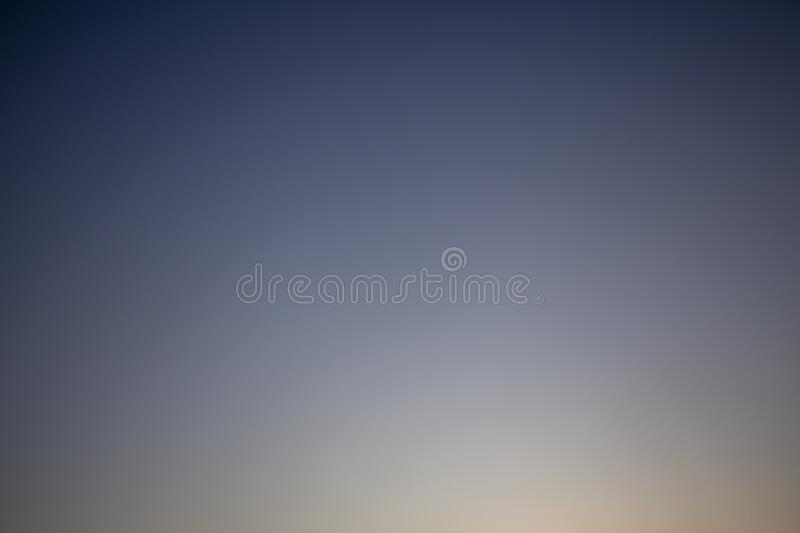 Colorful blur sky background royalty free stock photography