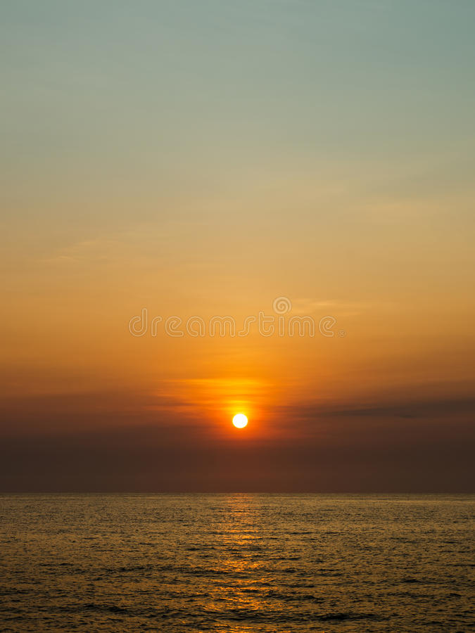 Download Colorful Sky At Sunrise Royalty Free Stock Image - Image: 23643526