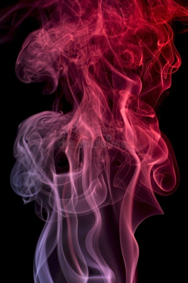 Download Colorful smoke detail stock image. Image of natural, alarm - 24410995