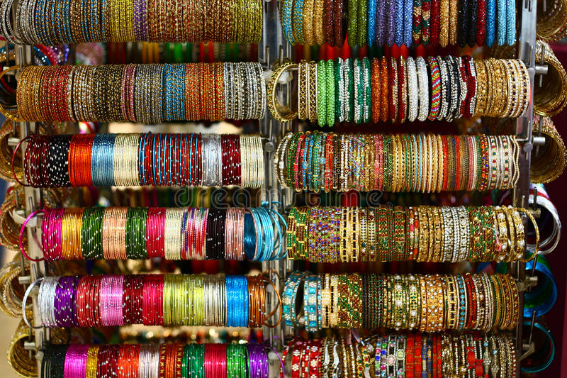 Colorful South Indian Bangles