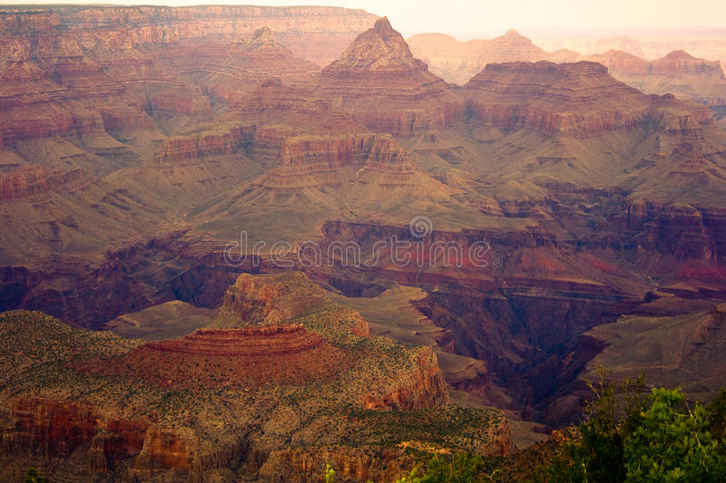 Download Colorful Spring Grand Canyon View Stock Image - Image: 11066071