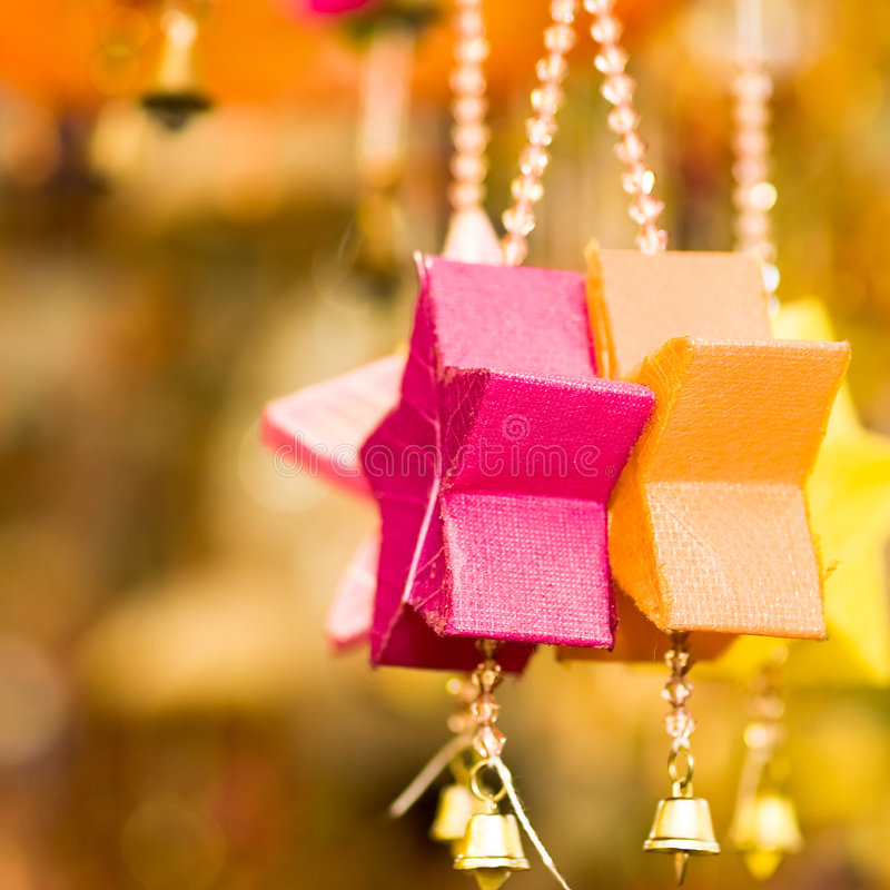 Download Colorful Stars stock image. Image of colorful, metal, paper - 3462287