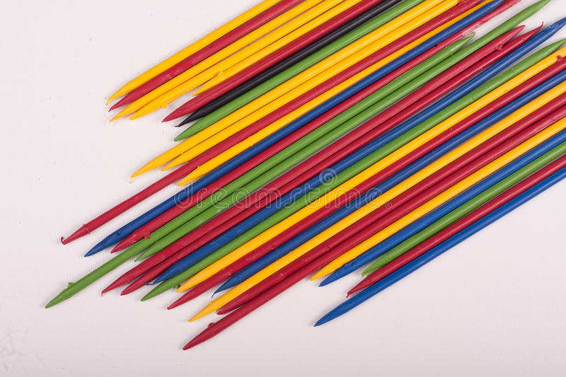 Download Colorful  Sticks Toys Stock Photo - Image: 83701285
