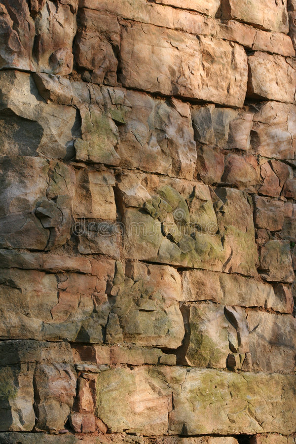 Download Colorful Stone Wall stock photo. Image of brown, handmade - 192520
