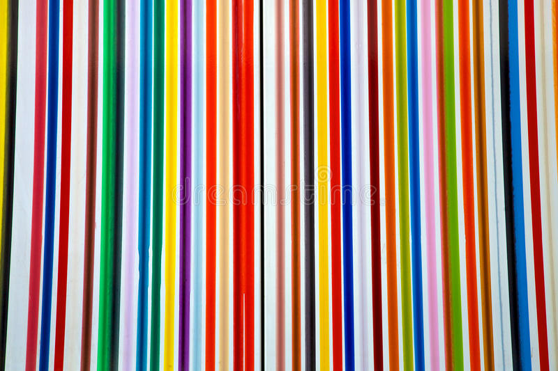Colorful straight lines abstract background royalty free stock image
