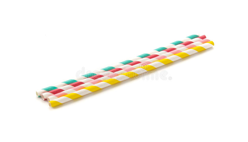 colorful straw stock images