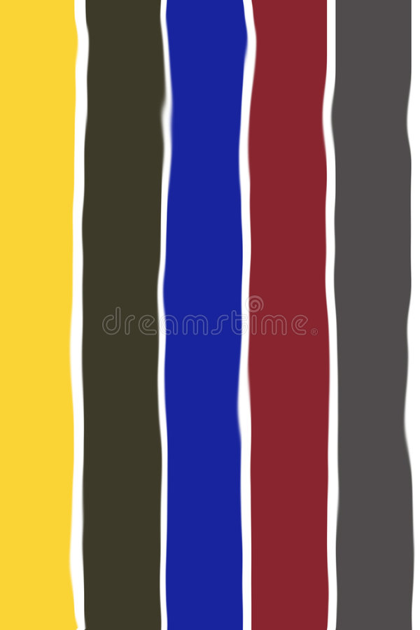 Download Colorful Striped Background Stock Illustration - Illustration of long, vertical: 755158