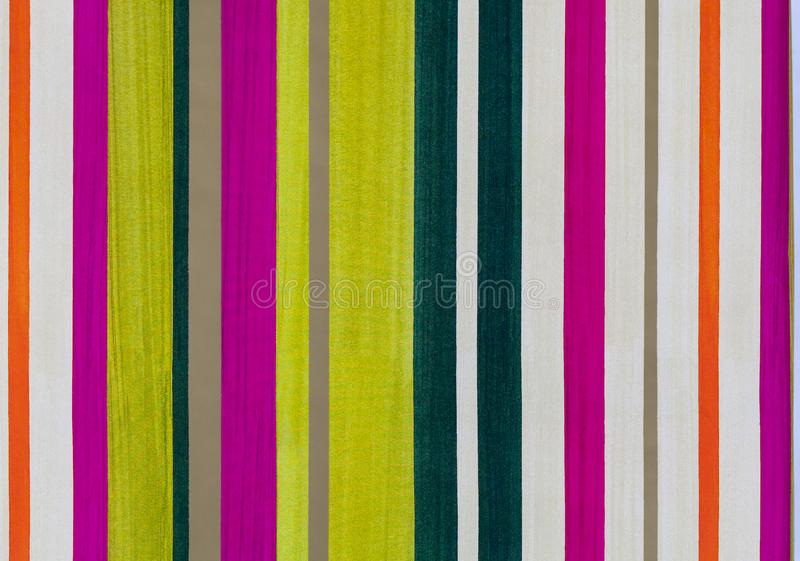 Colorful Striped Paper Pattern stock images