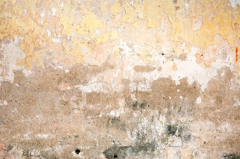 Colorful stucco surface background stock photo