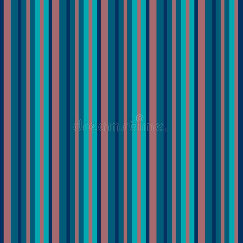 Colorful style seamless stripes pattern. Abstract vector background.  royalty free illustration