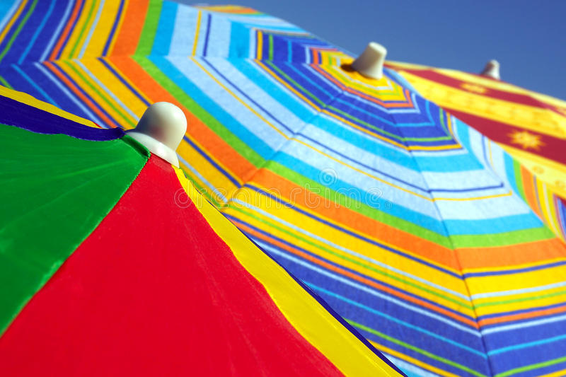 Download Colorful Sunshades stock image. Image of colorful, fabric - 14856033
