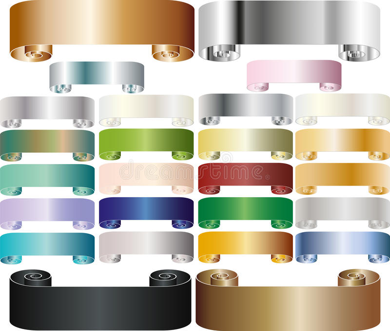 Download Colorful Tapes Royalty Free Stock Image - Image: 23018486