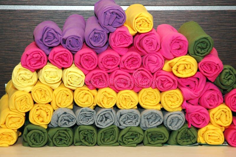 Colorful Teen Girls Tank Top T-shirt Stock Photography
