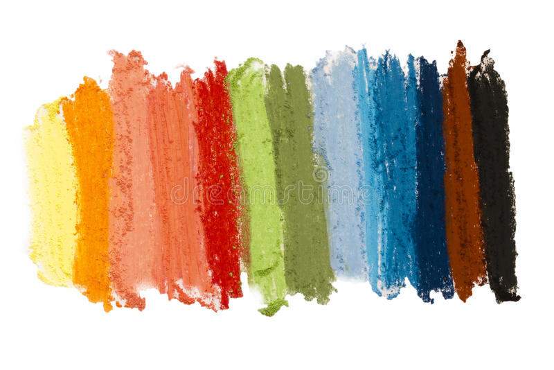 Download Colorful Textture Pastel Sticks Stock Photo - Image: 22416886
