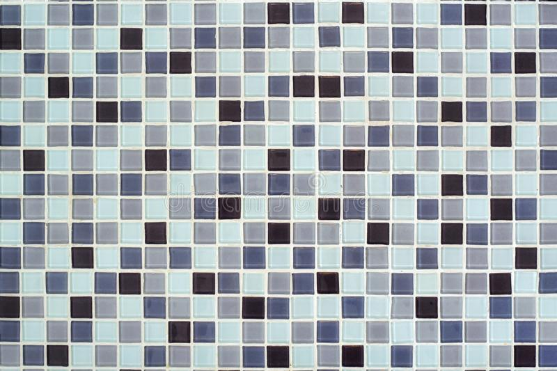 Colorful texture of tile for background royalty free stock image