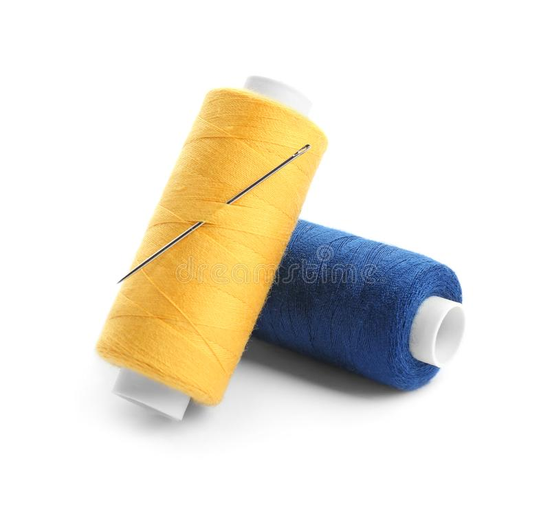 Free Colorful Threads And Needle Royalty Free Stock Photography - 109211957