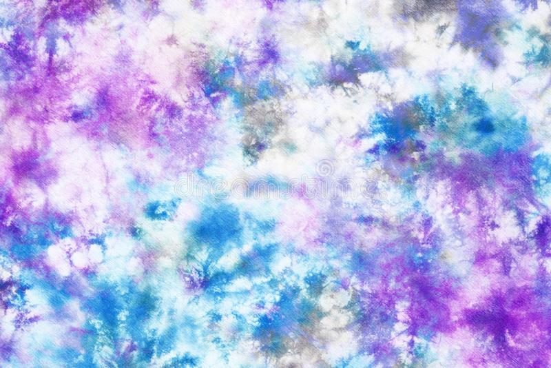 Colorful tie dye pattern abstract background. royalty free stock images