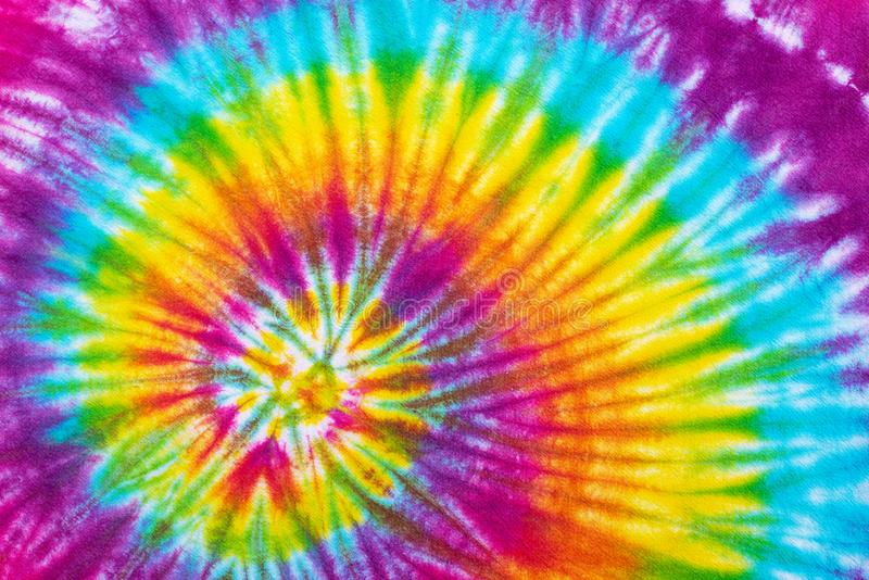 Colorful tie dye pattern abstract background. royalty free stock photos