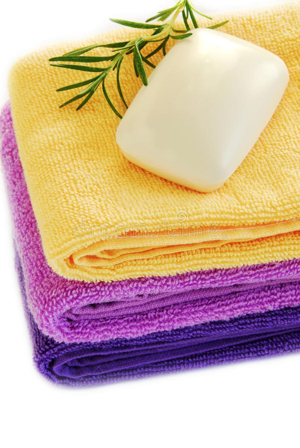 Download Colorful towels stock image. Image of colourful, healthy - 21216063