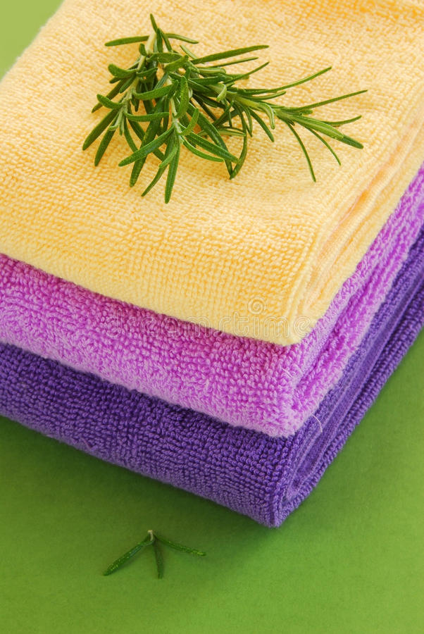 Download Colorful towels stock image. Image of group, fabric, clean - 21216147