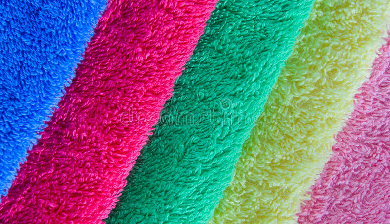 Download Colorful Towels Stock Photography - Image: 32551602