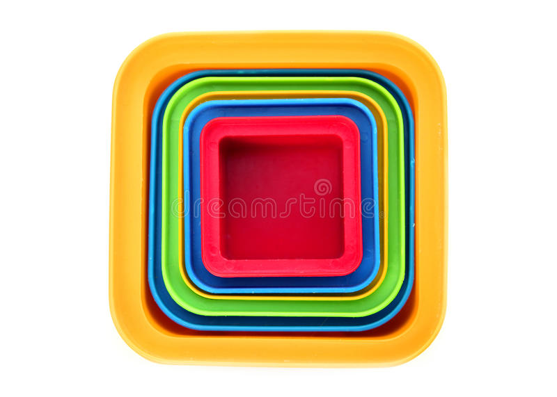 Download Colorful Toy Cups Stock Photos - Image: 22462003
