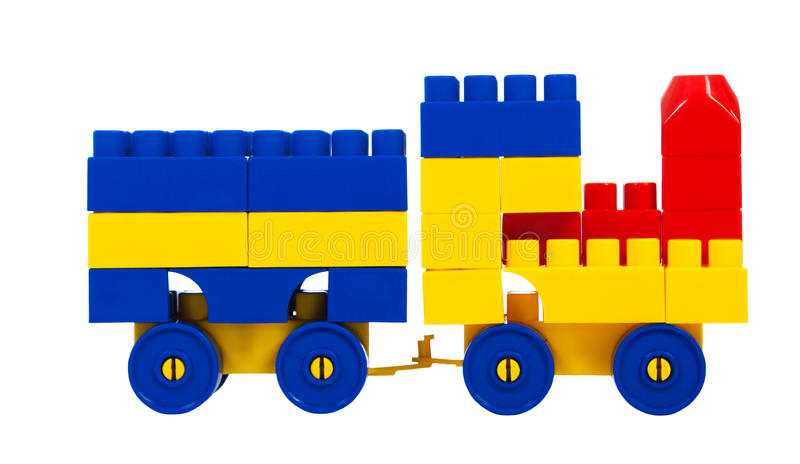 Download Colorful toy train stock image. Image of object, nobody - 33869667
