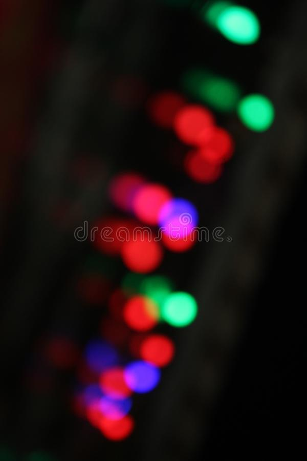 Colorful flashing light background template royalty free stock image