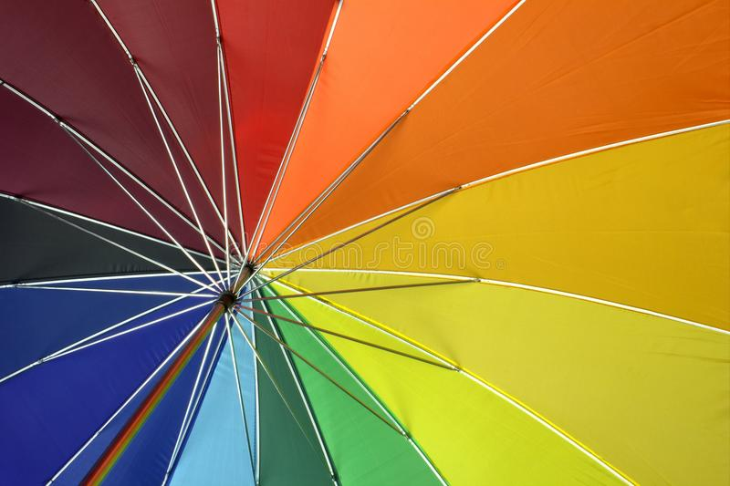 Download Colorful umbrella stock image. Image of colour, background - 24445747