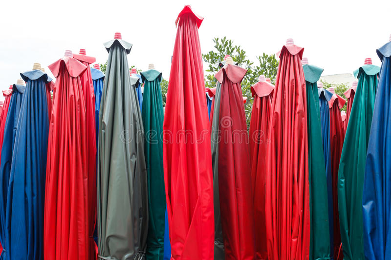 Download Colorful umbrella stock image. Image of background, beautiful - 25185825
