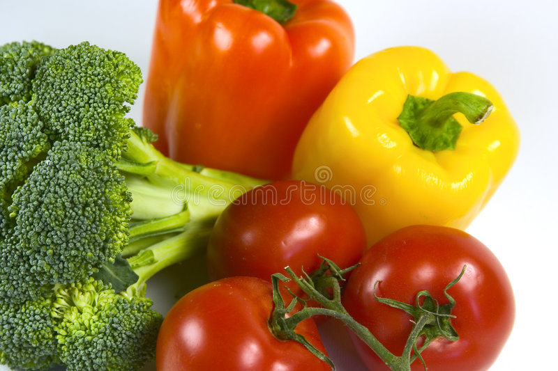 Colorful Vegetables royalty free stock photos