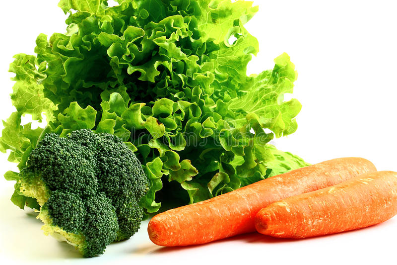 Download Colorful Vegetables, Greens And Oranges Stock Image - Image: 22802057
