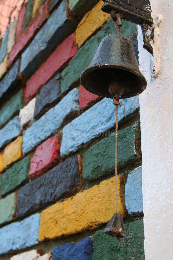 Download Colorful wall stock photo. Image of wall, burano, brick - 507760
