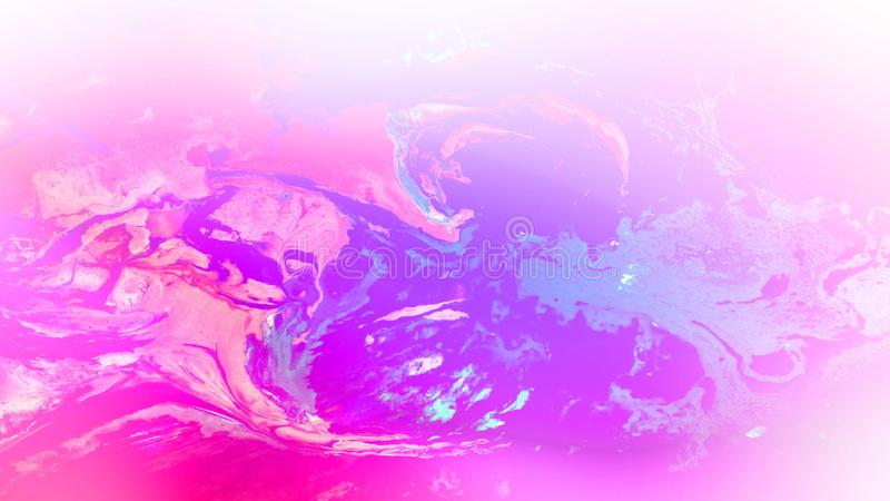 Colorful watercolor painting background. Modern art. stock image