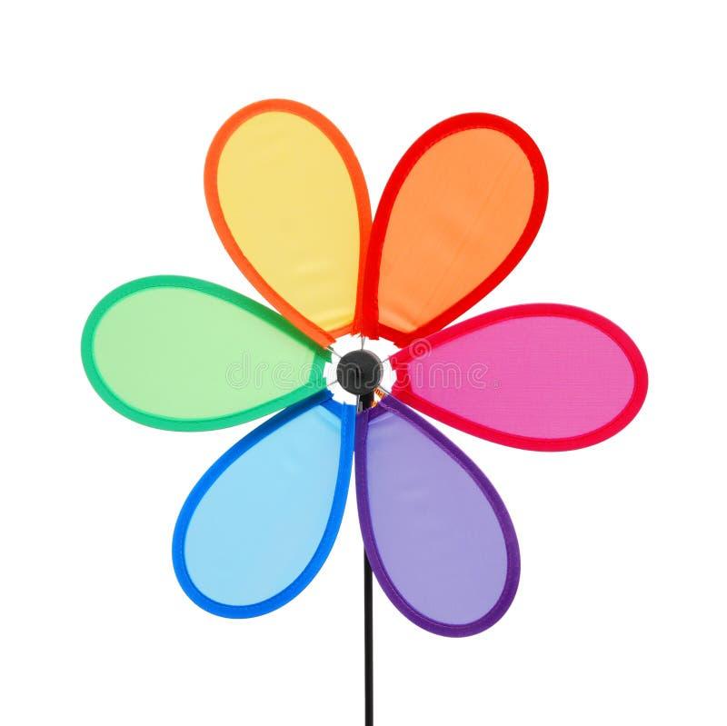Free Colorful Windmill Pin Wheel Royalty Free Stock Photo - 24313685