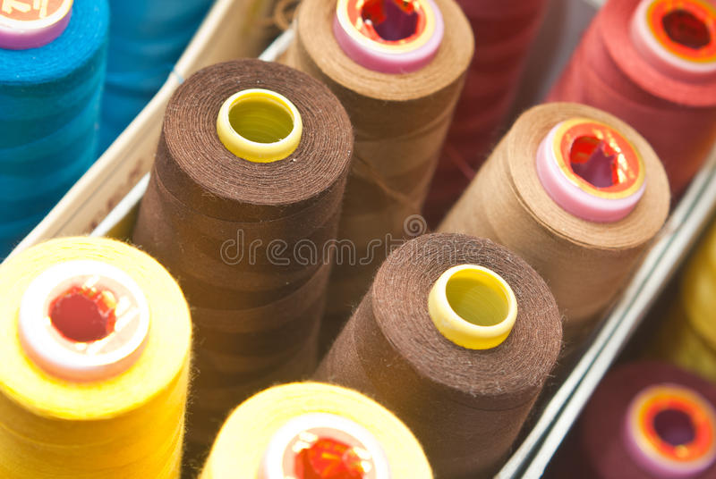 Download Colorful yarn stock photo. Image of blue, clip, colorful - 21757876