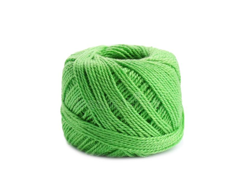 Colorful yarn balls royalty free stock photo