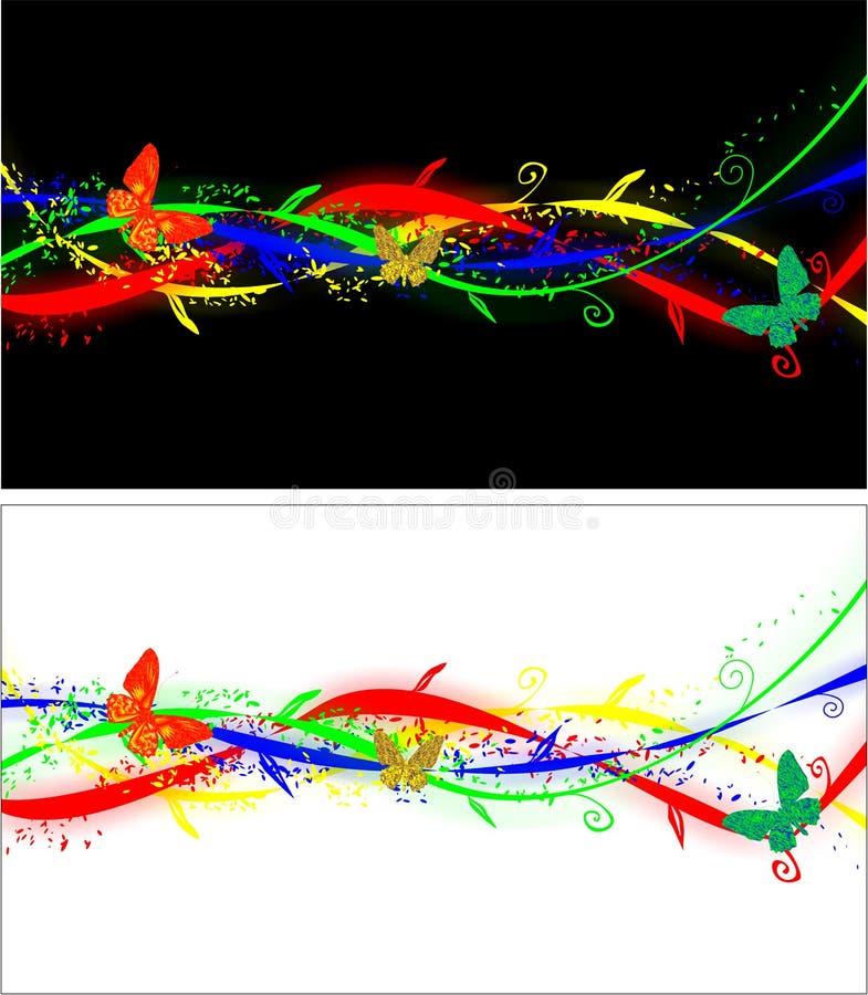 Colorfull background design royalty free illustration