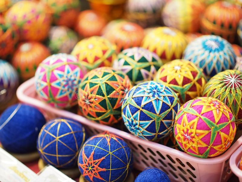 Colorfull Balls royalty free stock photography